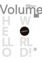 Volume 49. Hello world! | 9789077966495 | ARCHIS