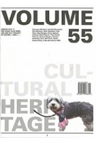 Volume 55. Intangible Cultural Heritage | 9789077966655 | Volume magazine | ARCHIS