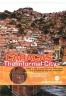 CARACAS. The informal City | DVD | Alfredo Brillembourg, Hubert Klumpner | 9789080910195
