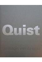 Wim Quist De magie van de ratio Auke van der Woud | PPPublishers | 9789081008921