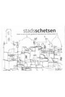 stadsschetsen. steden om van te houden, getekend en beschreven door Matthijs de Boer | Matthijs de Boer | 9789082960006