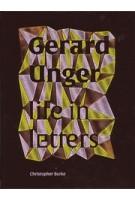 Gerard Unger. Life In Letters   Christopher Burke   9789083052106   De Buitenkant