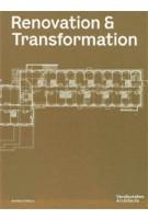 Renovation & Transformation   Vandkunsten   9789187543715   Arvinius + Orfeus
