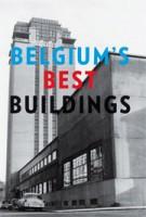 Belgium's best buildings | Hadewijch Ceulemans | 9789460580819