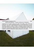 Architectuurboek Vlaanderen 2012. Radicale Gemeenplaatsen. Europese architectuur uit Vlaanderen