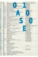 OASE 100. Karel Martens en de architectuur van het tijdschrift