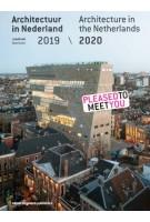 Architectuur in Nederland jaarboek 2019 / 2020 | 9789462085558 | nai010