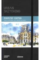 Perspectief schetsen. Tips en technieken voor tekenen op locatie | Stephanie Bower | 9789463593533 | Librero