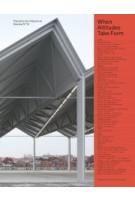 Flanders Architectural Review 2020. When Attitudes Take Form | 9789492567185 | VAi (Flanders Architecture Institute)