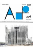 A+ 276. Building Sites. Februari / Maart 2019 | A+ magazine