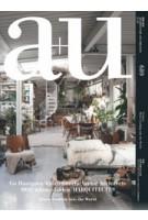 a+u 610. 2021:07. House Looking into the World | a+u magazine