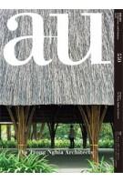 a+u 550. 16:07 Vo Trong Nghia Architects   a+u magazine