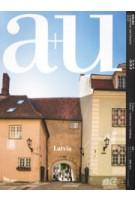 a+u 555. 16:12 Latvia | a+u magazine