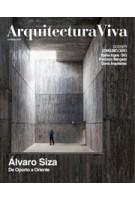 Arquitectura Viva 212. Alvaro Siza | Arquitectura Viva magazine