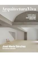 Arquitectura viva 228. José María Sánchez, material atmospheres. Dossier: Brick | Arquitectura Viva