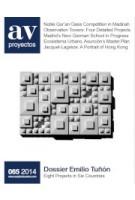 AV Proyectos 065. Dossier Emilio Tunon | Arquitectura Viva