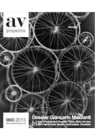 AV Proyectos 069. Dossier Giancarlo Mazzanti | Arquitectura Viva