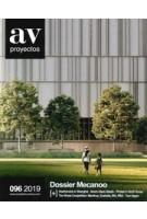 AV Proyectos 096. Dossier Mecanoo | Arquitectura Viva