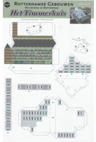Het Timmerhuis. Bouwplaat Rotterdamse gebouwen
