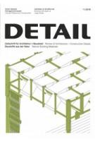 DETAIL 2019 11. Natural Building Materials - Baustoffe aus der Natur | DETAIL magazine