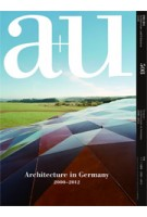 a+u 508 13:01. Architecture in Germany | a+u magazine