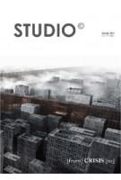 STUDIO 01. [from] CRISIS [to]   STUDIO magazine