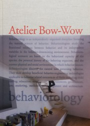 The Architectures of Atelier Bow-Wow
