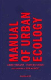 MANUAL OF URBAN ECOLOGY