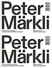 Peter Märkli. In Search of a Language
