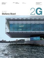 2G 62. Stefano Boeri