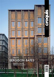 El Croquis 187. Sergison Bates. 2004-2016