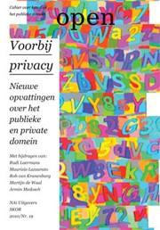 OPEN 19. Voorbij privacy