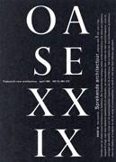 OASE 29. Sprekende architectuur I