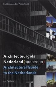 Architectuurgids Nederland