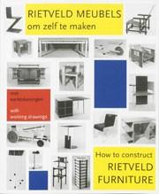 Rietveld meubels om zelf te maken