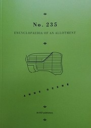 No. 235 Encyclopaedia of an Allotment