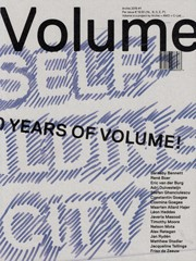 Volume 43. Self-Building City