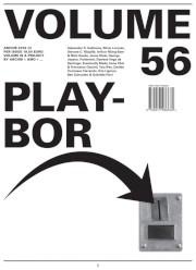 Volume 56. Playbor