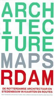 Architectuurkaart Rotterdam