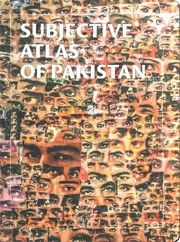 Subjective atlas of Pakistan