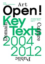 Open! Key Texts, 2004/2012
