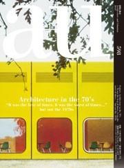 a+u 598. 2020:07. Architecture in the 70's