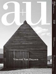 a+u 552. 16:09 Vincent van Duysen