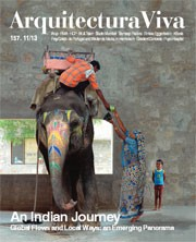 Arquitectura Viva 157. Indian Journey