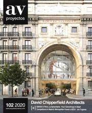AV Proyectos 102. David Chipperfield Architects