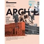 ARCH+  204. Krise der Repräsentation