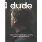 Dude dutch designers magazine herfst 2016 | nai booksellers