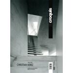 El Croquis 145 Christian Kerez 2000-2009. Basics on Architecture | 9788488386540