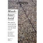 Open 15. Maakbaarheid | SKOR, Liesbeth Melis, Joride Seijdel | 9789056626648
