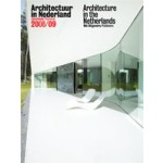 Architecture in the Netherlands. Yearbook 2008/09 | Samir Bantal, JaapJan Berg, Kees Van Der Hoeven, Anne Luijten | 9789056626860